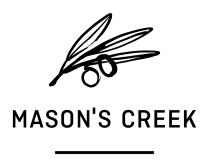 Mason's Creek Logo